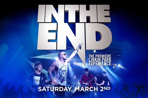 In The End - Tribute to Linkin Park at Revolution Live