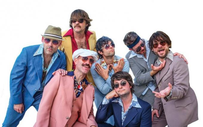 Yacht Rock Revue at Revolution Live