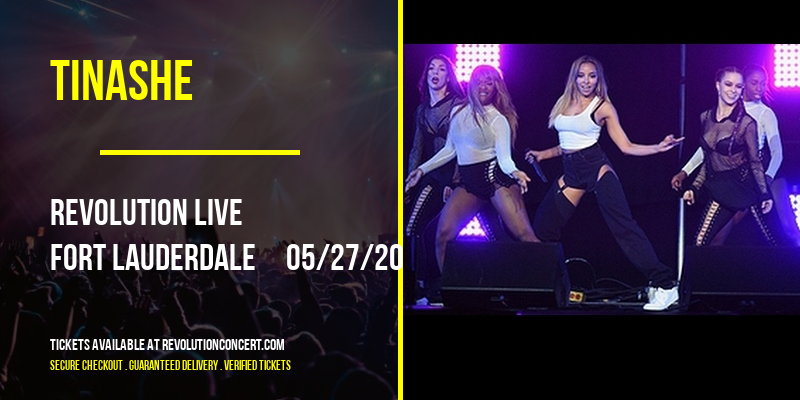 Tinashe [CANCELLED] at Revolution Live