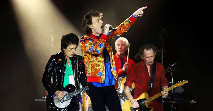 Roll The Stones - Tribute to The Rolling Stones at Revolution Live