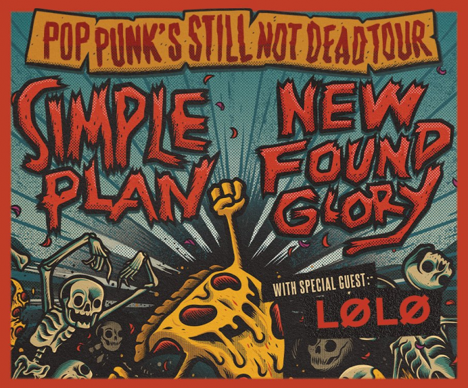 New Found Glory & Simple Plan at Revolution Live