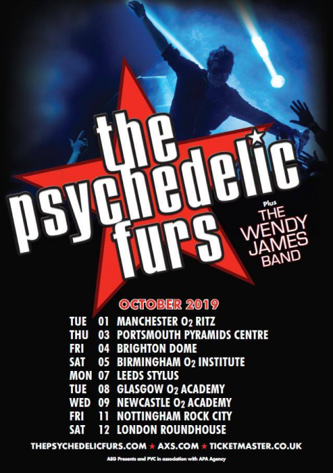 The Psychedelic Furs at Revolution Live