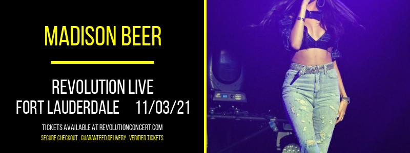 Madison Beer at Revolution Live