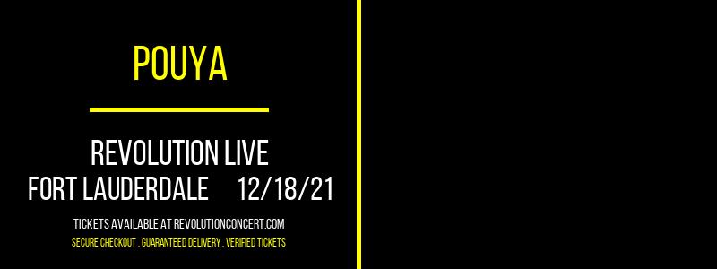 Pouya at Revolution Live